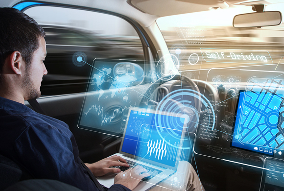 Click here to learn more about investing in ETFs for self driving cars