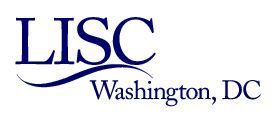 lisc - washington dc - logo image